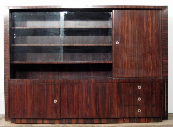 Art Deko Highboard 1